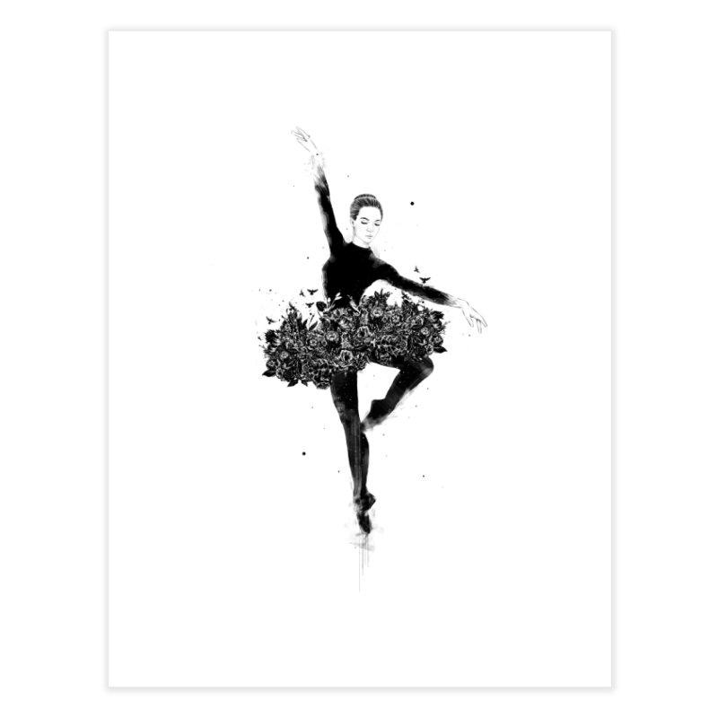 Floral dance Home Fine Art Print by Balazs Solti