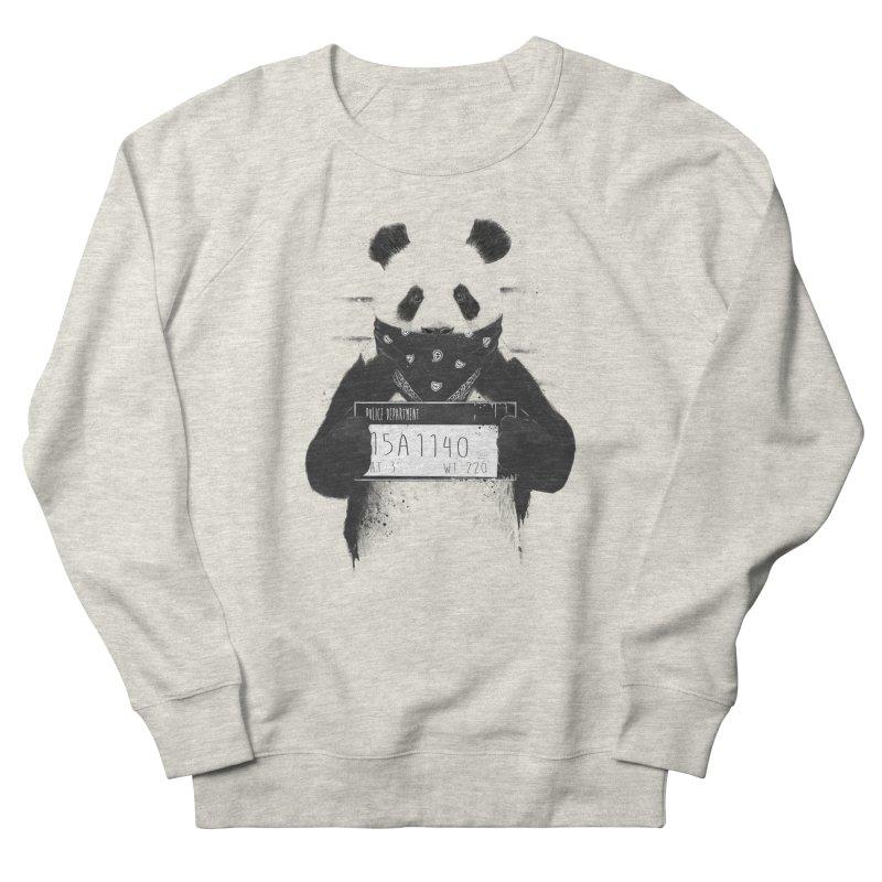 Bad Panda Men's Sweatshirt by Balazs Solti