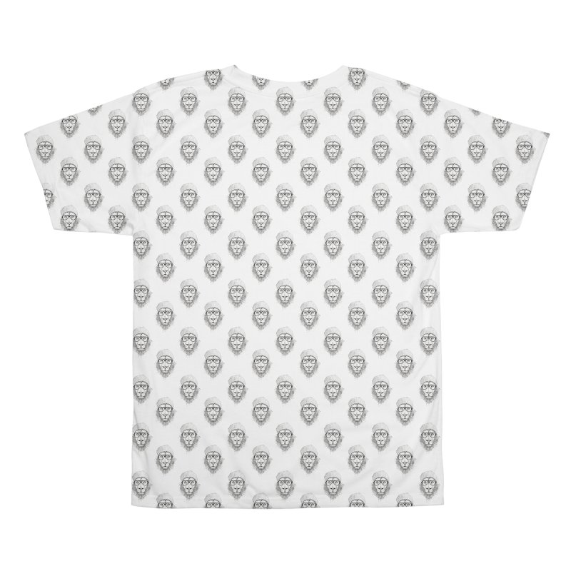 Cool Lion Men's All Over Print by Balazs Solti