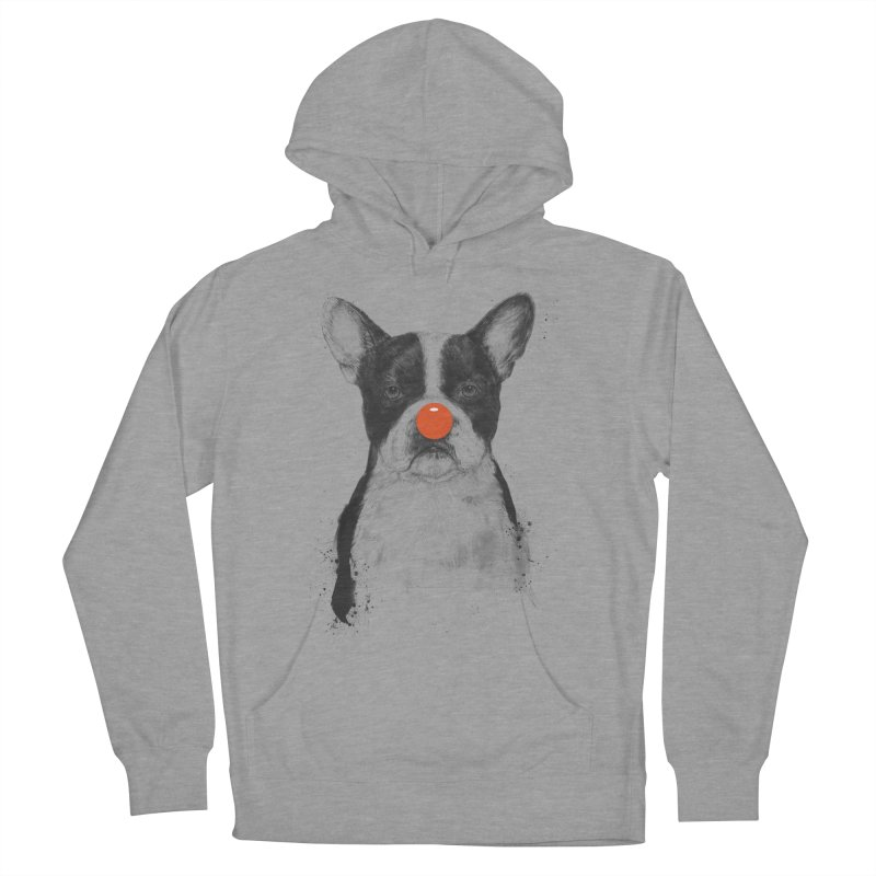 I'm Not Your Clown Women's Pullover Hoody by Balazs Solti