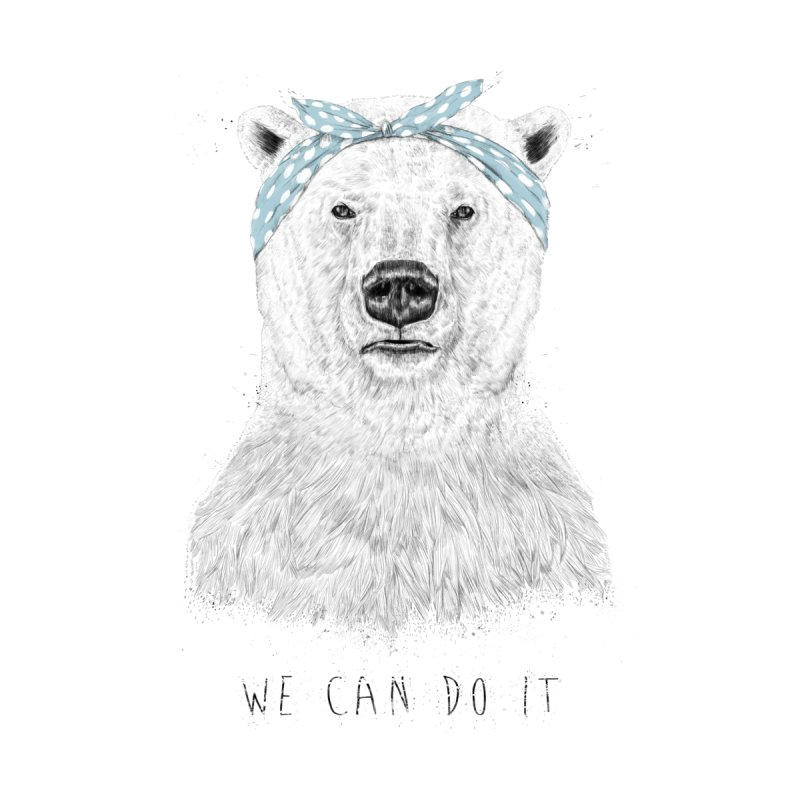 We Can Do It None  by Balazs Solti
