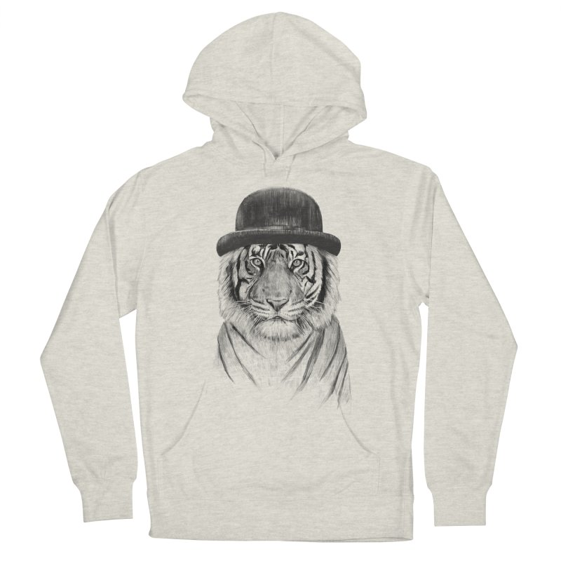 Welcome to the Jungle Men's Pullover Hoody by Balazs Solti