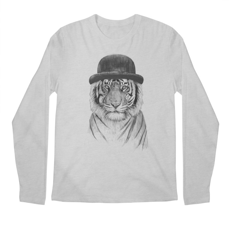 Welcome to the Jungle Men's Longsleeve T-Shirt by Balazs Solti