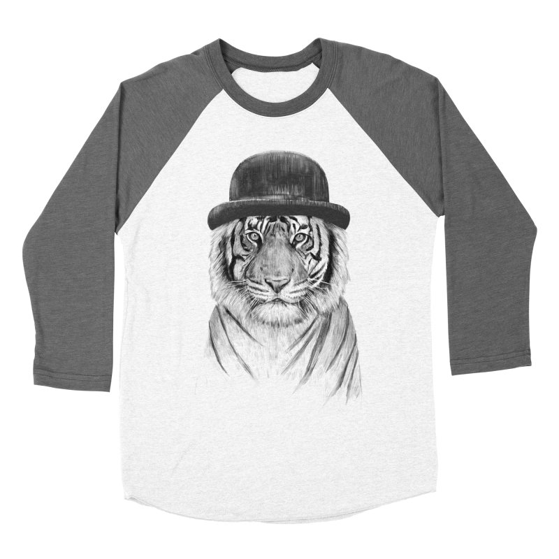 Welcome to the Jungle Women's Baseball Triblend T-Shirt by Balazs Solti