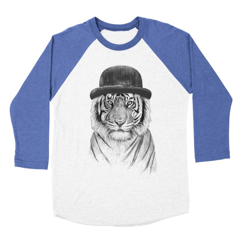 Welcome to the Jungle Men's Baseball Triblend T-Shirt by Balazs Solti