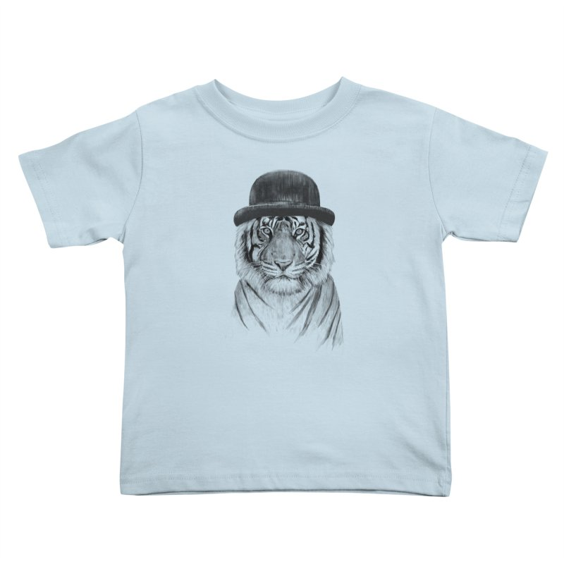 Welcome to the Jungle Kids Toddler T-Shirt by Balazs Solti