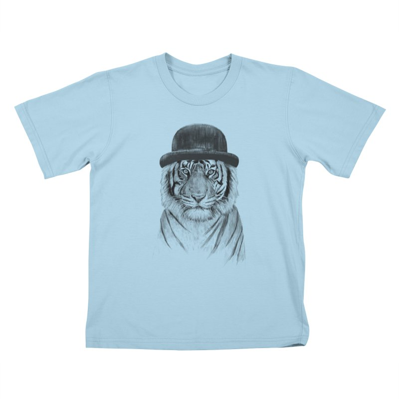 Welcome to the Jungle Kids T-shirt by Balazs Solti
