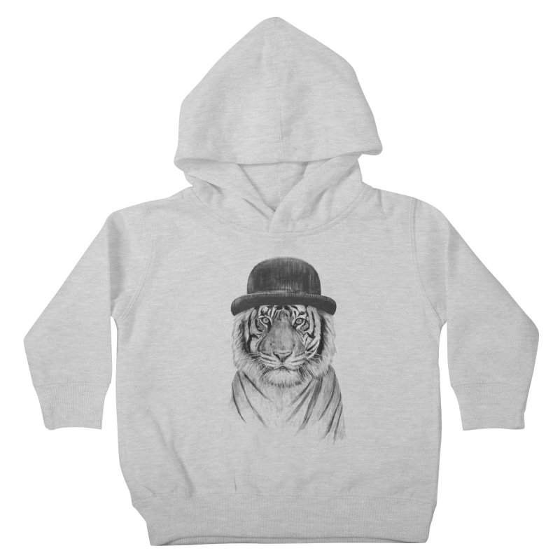 Welcome to the Jungle Kids Toddler Pullover Hoody by Balazs Solti