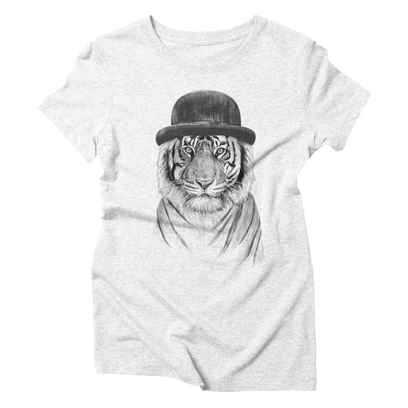 Welcome to the Jungle Women's Triblend T-shirt by Balazs Solti
