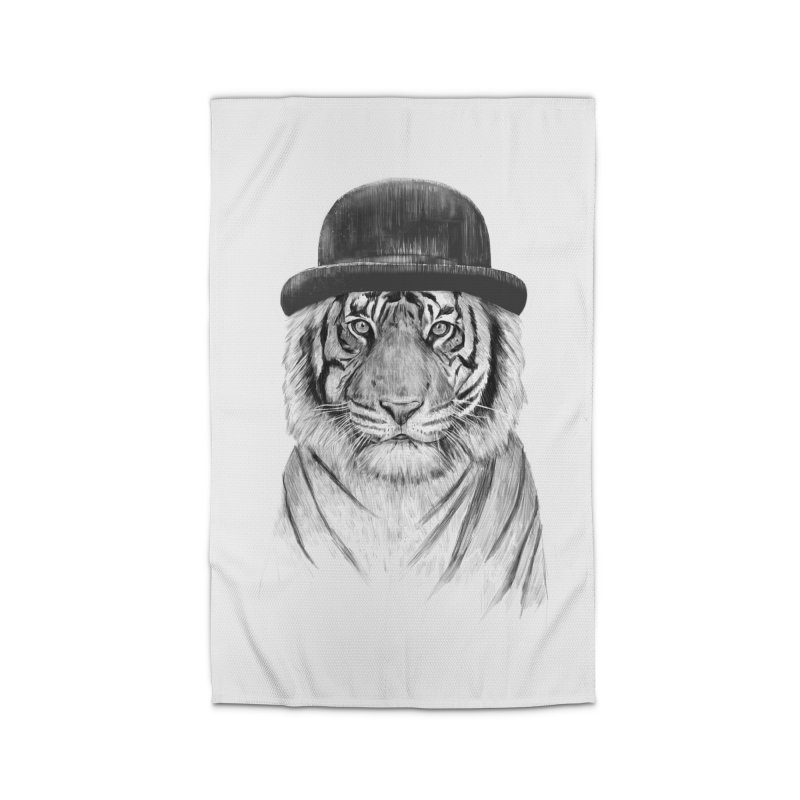 Welcome to the Jungle Home Rug by Balazs Solti
