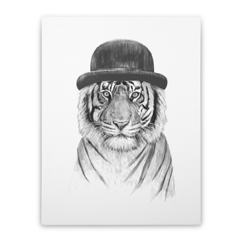 Welcome to the Jungle Home Stretched Canvas by Balazs Solti