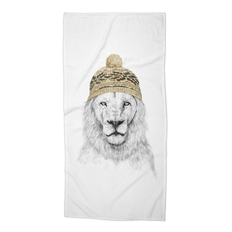 Winter is Coming Accessories Beach Towel by Balazs Solti
