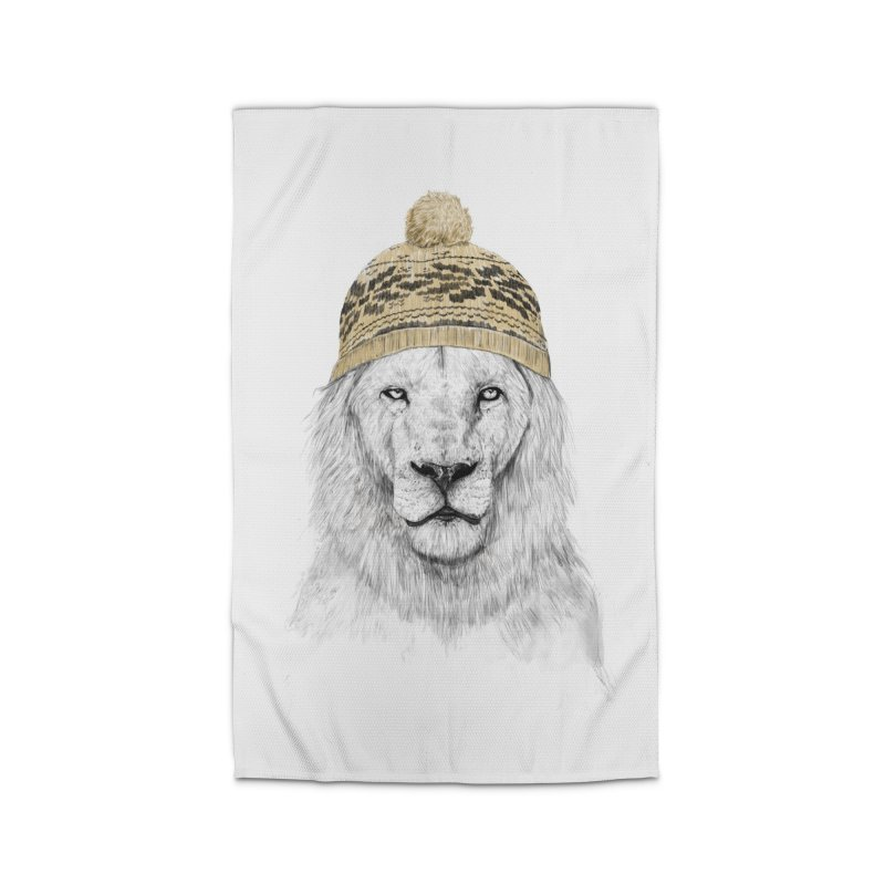 Winter is Coming Home Rug by Balazs Solti