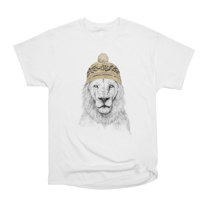 Winter is Coming Men's Classic T-Shirt by Balazs Solti