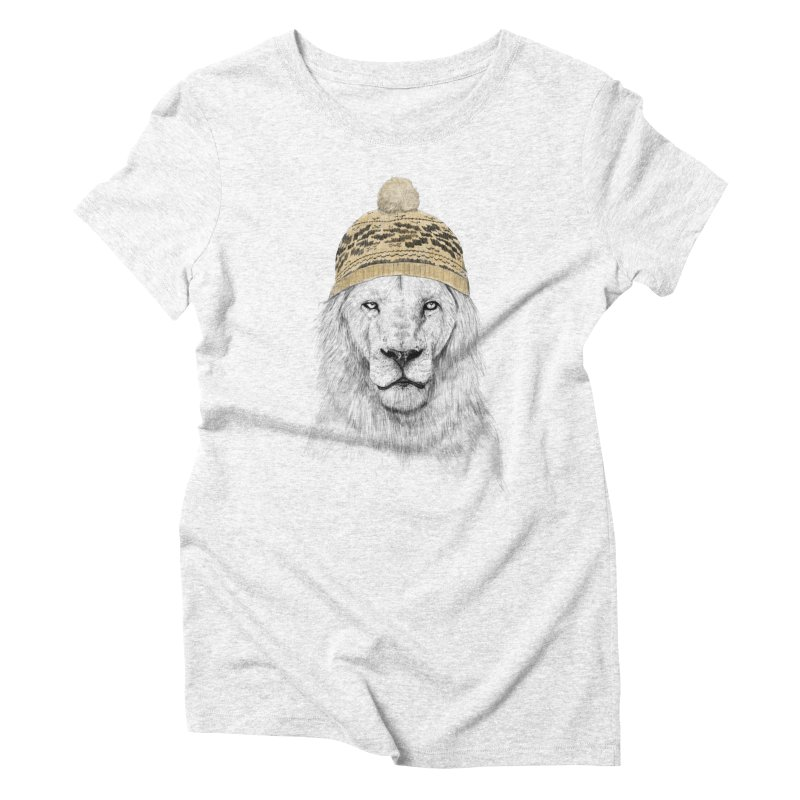 Winter is Coming Women's Triblend T-shirt by Balazs Solti