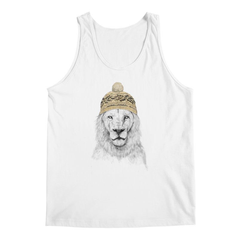 Winter is Coming Men's Tank by Balazs Solti