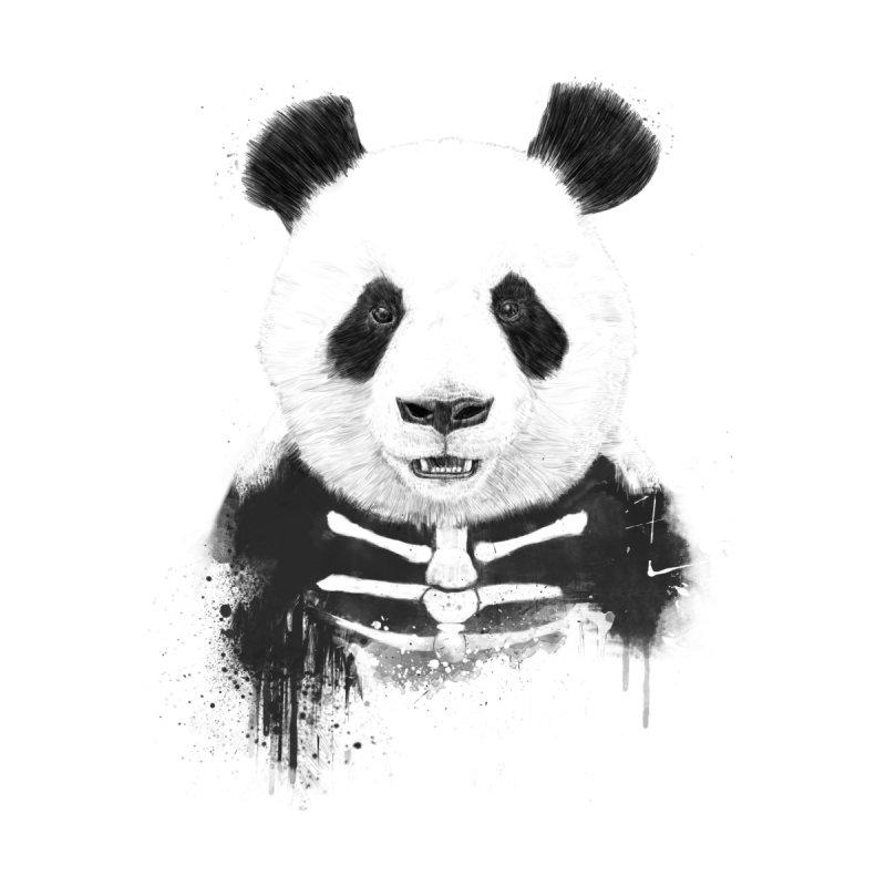 Zombie Panda None  by Balazs Solti