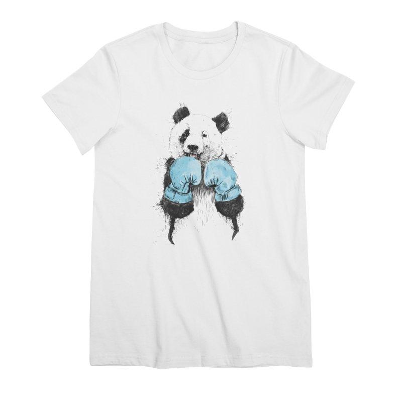 The winner Women's Premium T-Shirt by Balazs Solti