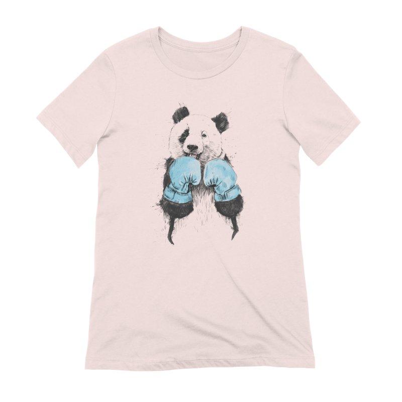 The winner Women's Extra Soft T-Shirt by Balazs Solti