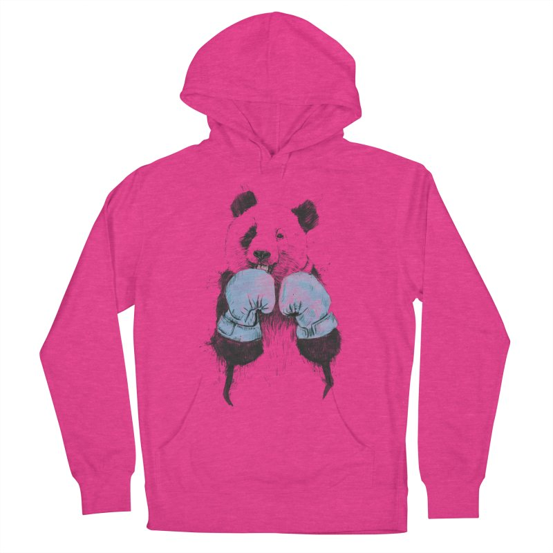 The winner Women's Pullover Hoody by Balazs Solti