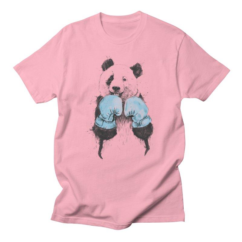 The winner Men's Regular T-Shirt by Balazs Solti