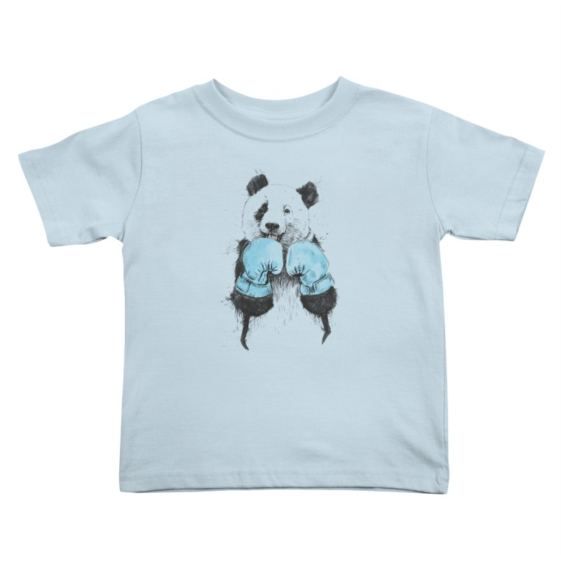 The winner Kids Toddler T-Shirt by Balazs Solti