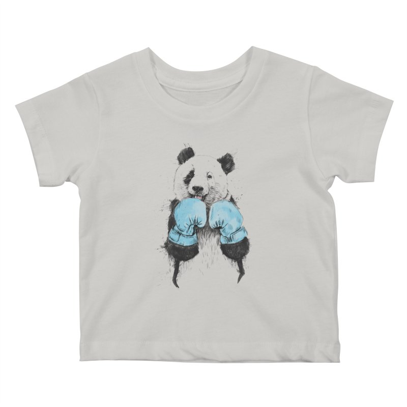 The winner Kids Baby T-Shirt by Balazs Solti