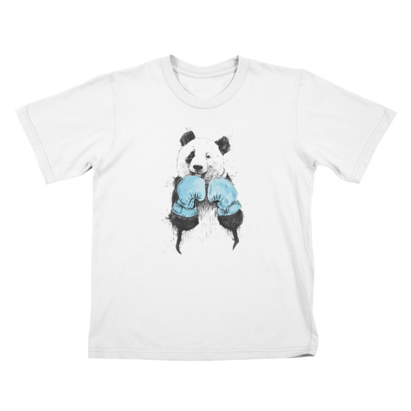 The winner Kids T-Shirt by Balazs Solti