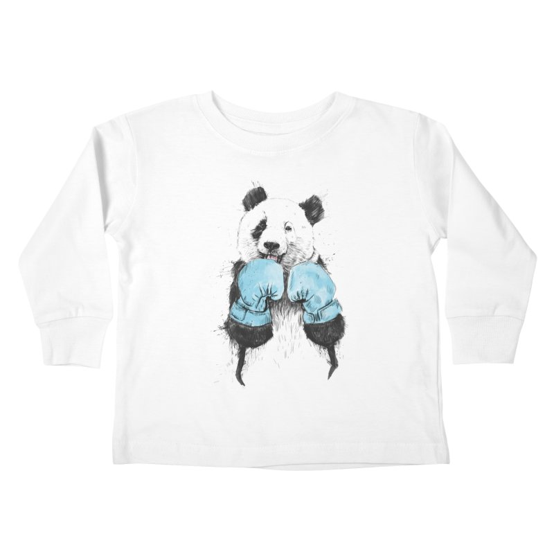 The winner Kids Toddler Longsleeve T-Shirt by Balazs Solti