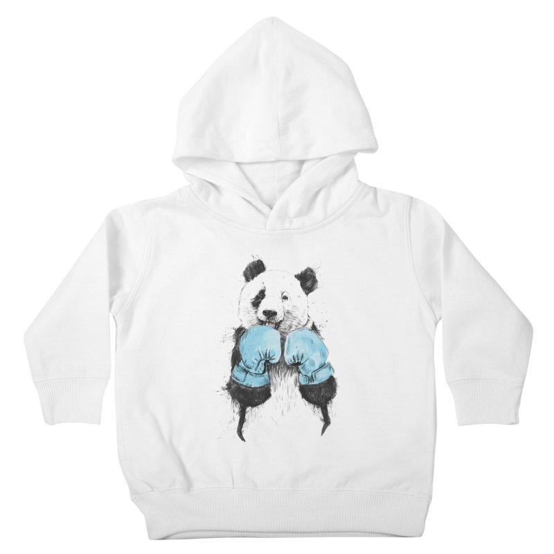 The winner Kids Toddler Pullover Hoody by Balazs Solti
