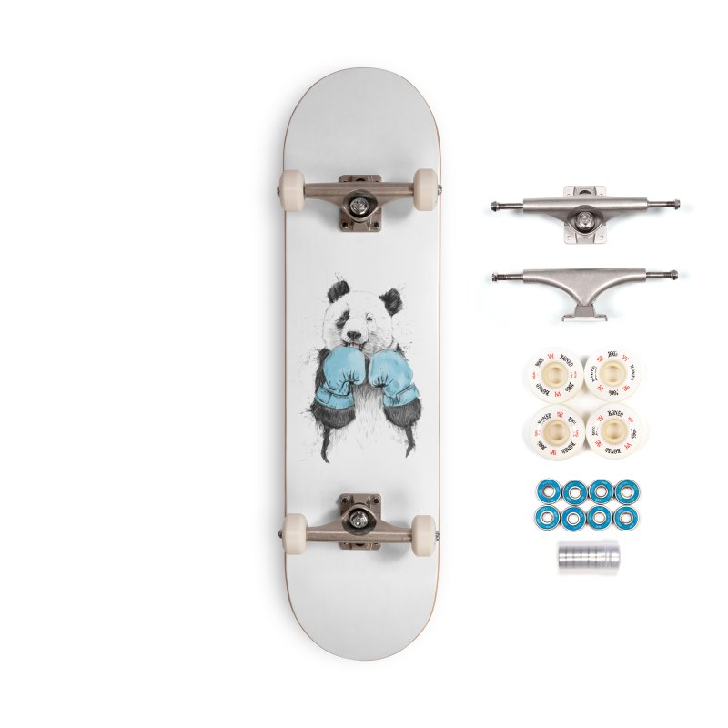 The winner Accessories Complete - Premium Skateboard by Balazs Solti