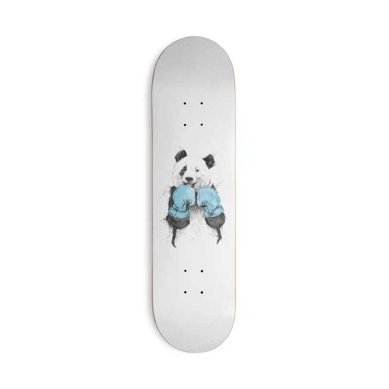 The winner Accessories Deck Only Skateboard by Balazs Solti
