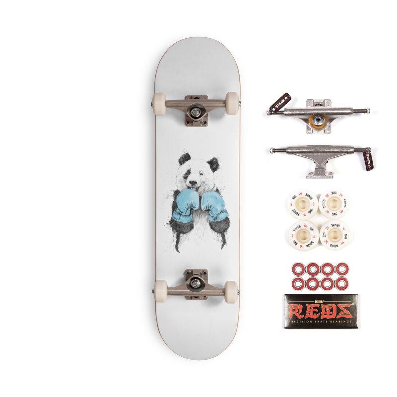 The winner Accessories Complete - Pro Skateboard by Balazs Solti