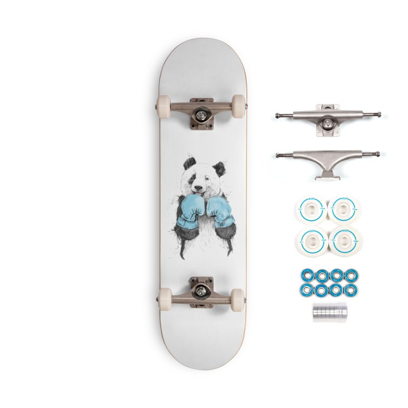 The winner Accessories Complete - Basic Skateboard by Balazs Solti