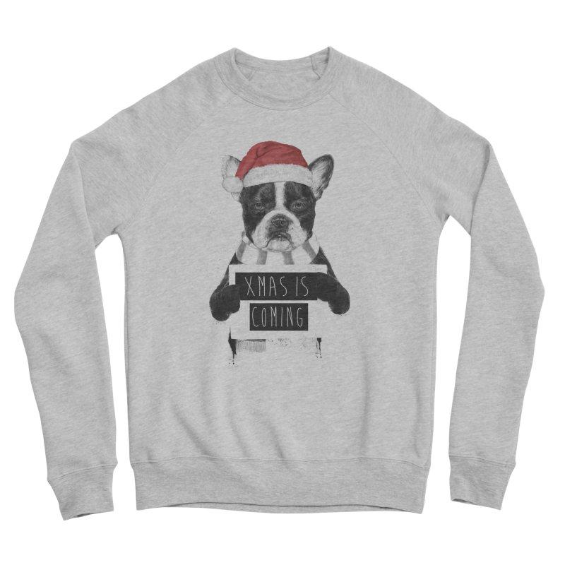 Xmas is coming Men's Sweatshirt by Balazs Solti