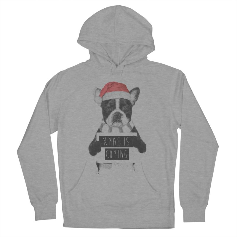 Xmas is coming Women's Pullover Hoody by Balazs Solti