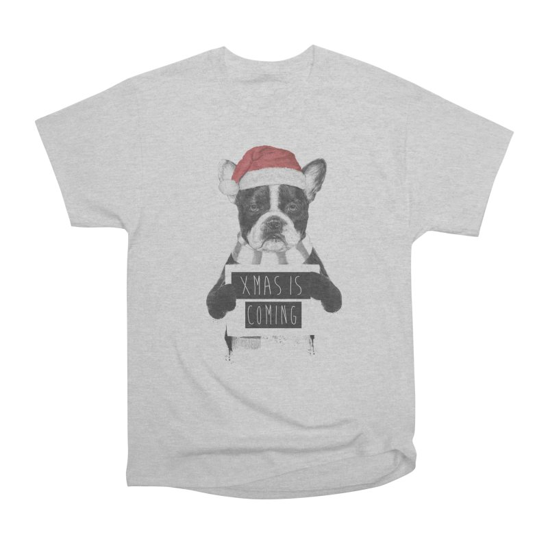 Xmas is coming Men's Classic T-Shirt by Balazs Solti
