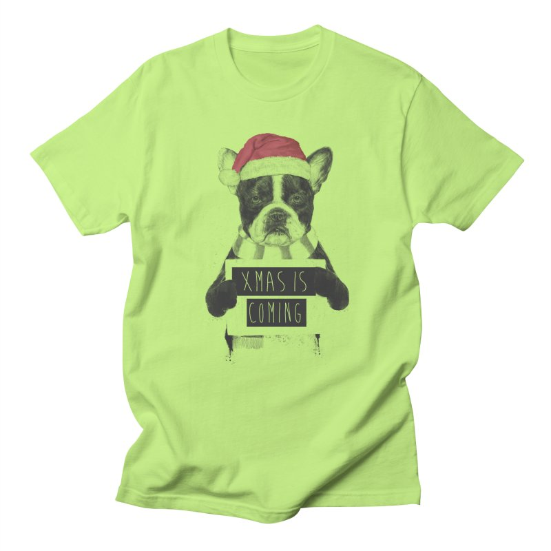 Xmas is coming Men's T-Shirt by Balazs Solti