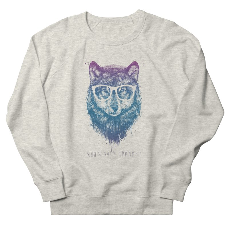 Who's your granny? Women's Sweatshirt by Balazs Solti