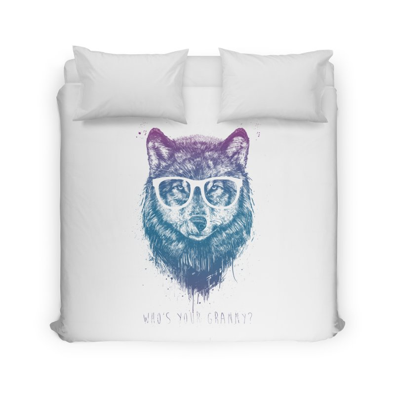 Who's your granny? Home Duvet by Balazs Solti