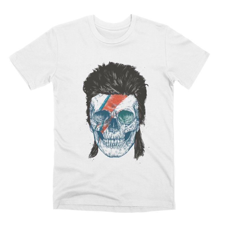 Eye of the singer Men's Premium T-Shirt by Balazs Solti