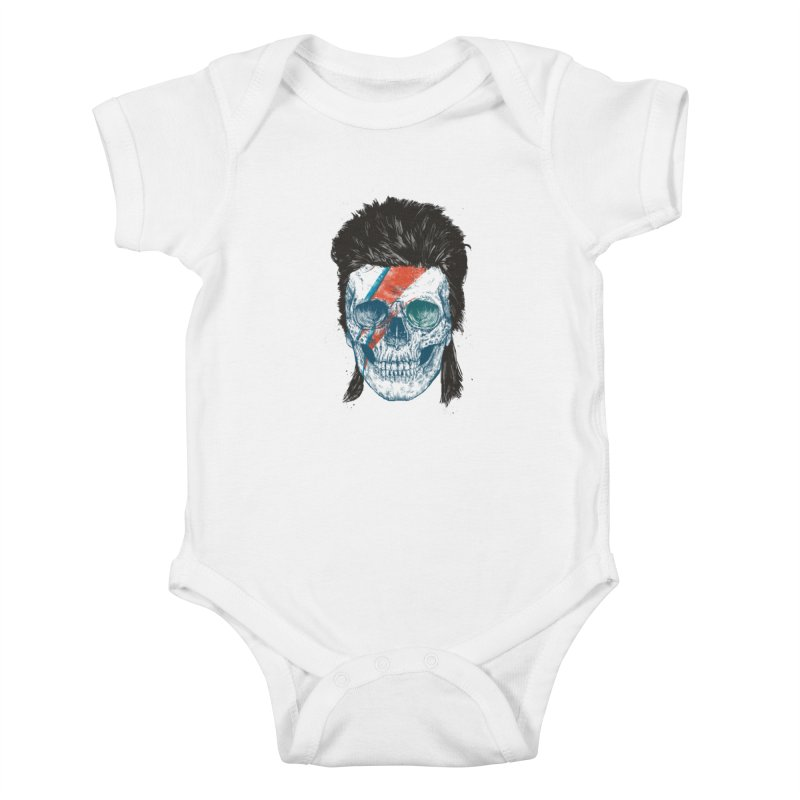 Eye of the singer Kids Baby Bodysuit by Balazs Solti