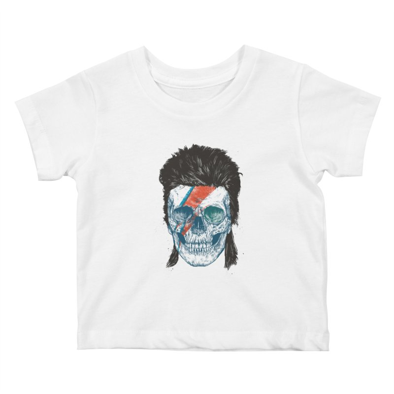 Eye of the singer Kids Baby T-Shirt by Balazs Solti