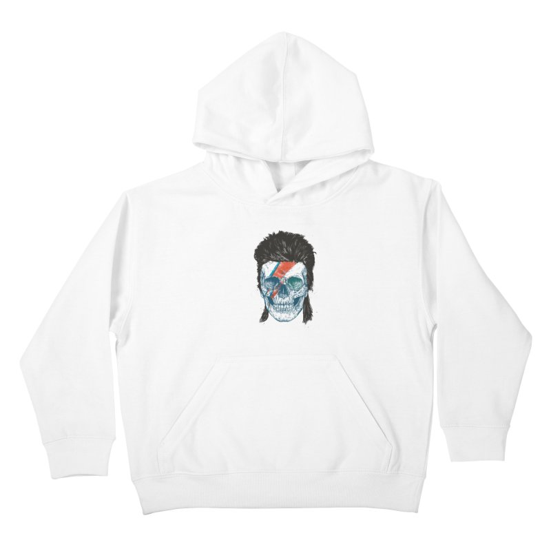 Eye of the singer Kids Pullover Hoody by Balazs Solti