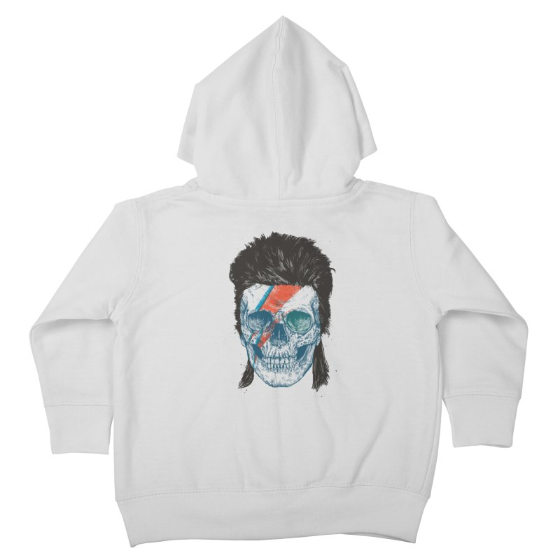 Eye of the singer Kids Toddler Zip-Up Hoody by Balazs Solti