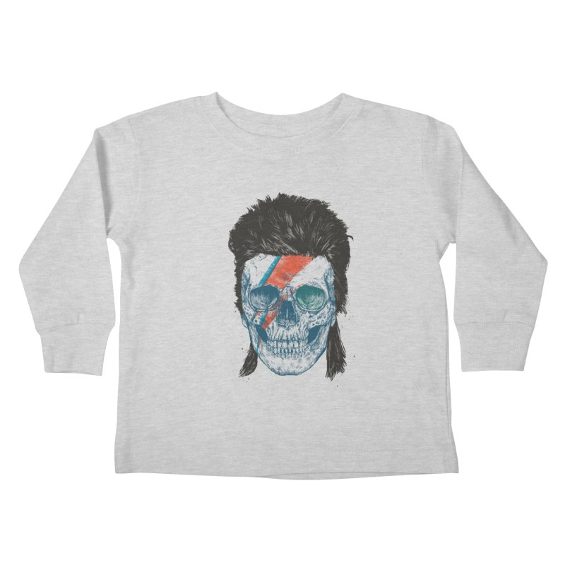 Eye of the singer Kids Toddler Longsleeve T-Shirt by Balazs Solti