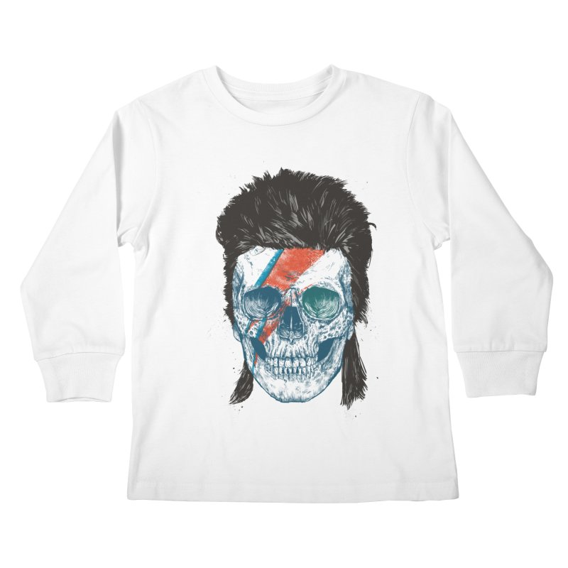 Eye of the singer Kids Longsleeve T-Shirt by Balazs Solti