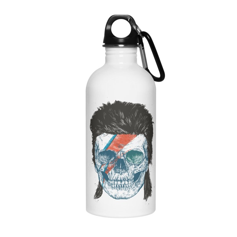 Eye of the singer Accessories Water Bottle by Balazs Solti