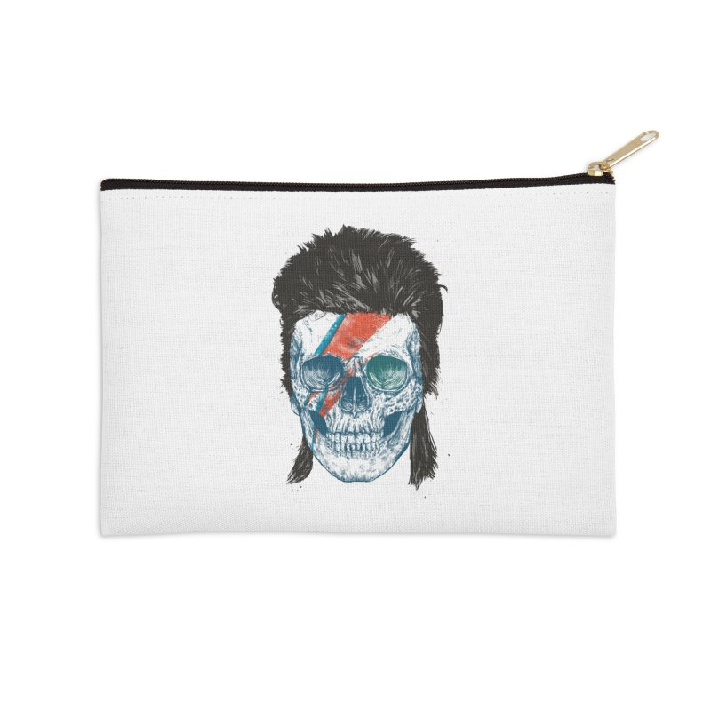 Eye of the singer Accessories Zip Pouch by Balazs Solti
