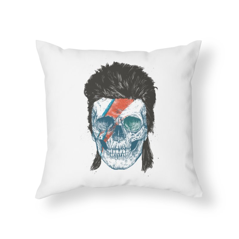 Eye of the singer Home Throw Pillow by Balazs Solti